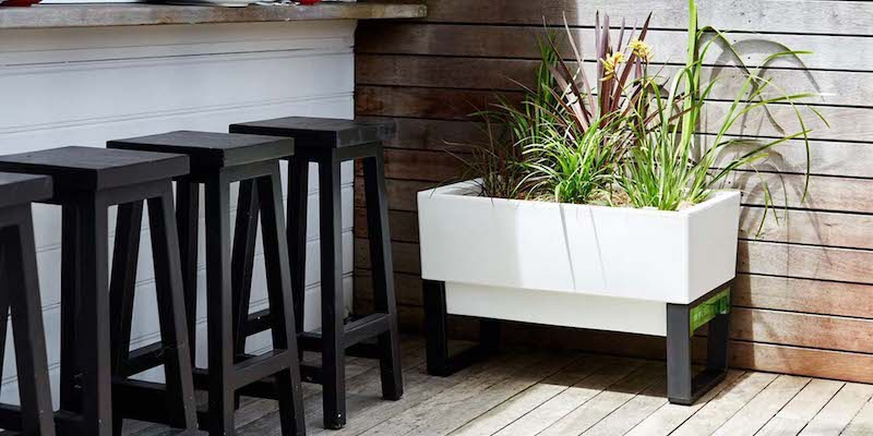 9 Smart gardens to help you live a greener life indoors - Urban Garden Self Watering Planter