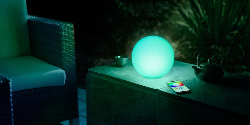 Eve Flare Portable Smart LED Lam