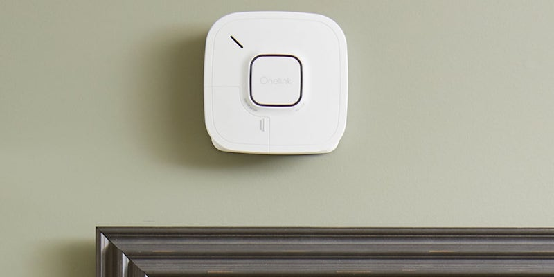 Onelink Smart Smoke + Carbon Monoxide Alarm