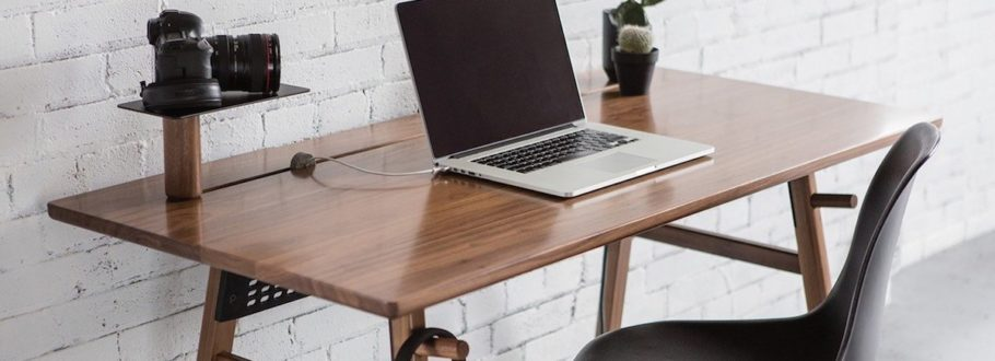 5 Work desks to jumpstart your productivity