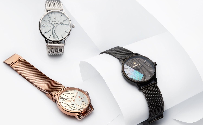 Aiverc Modern Luxury Watches adorn your wrist in style