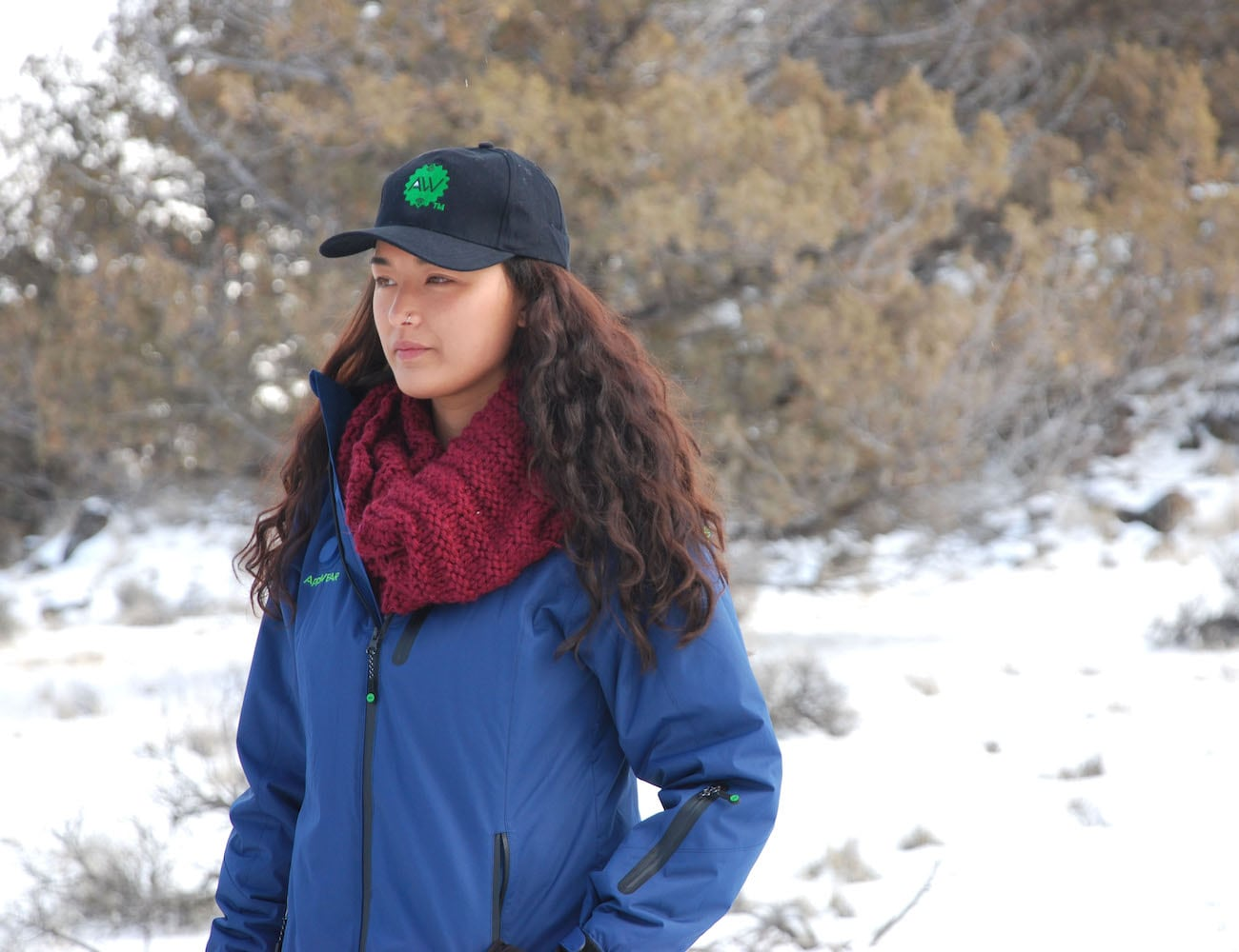 AppWEAR Warming Tracker Jacket and Vest keeps you warm and tracks your activities