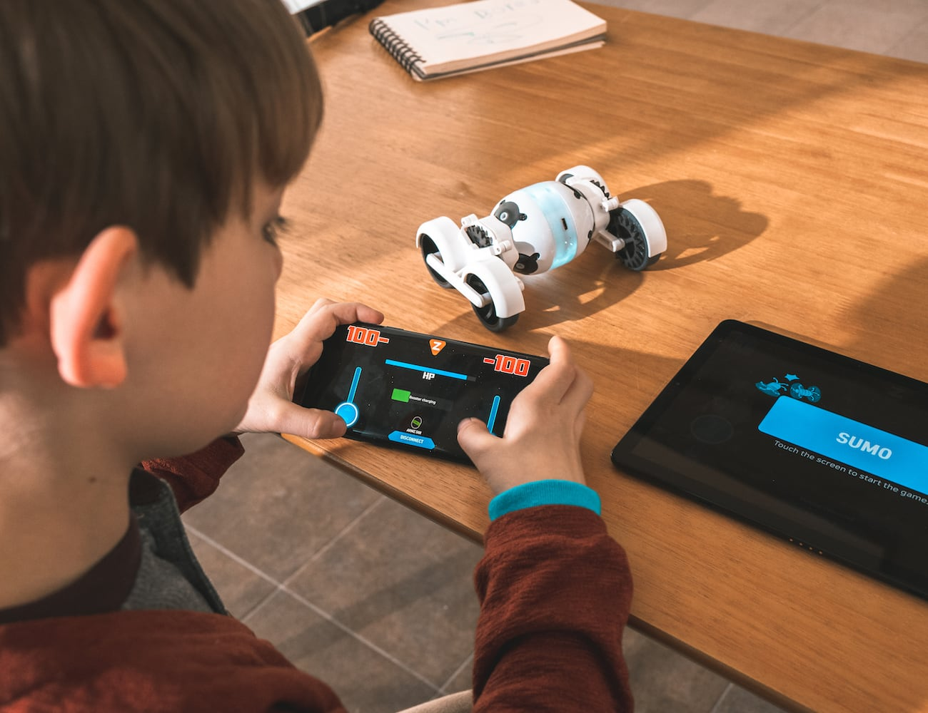 Armz Smart Customizable AR Robot transforms into whatever you like