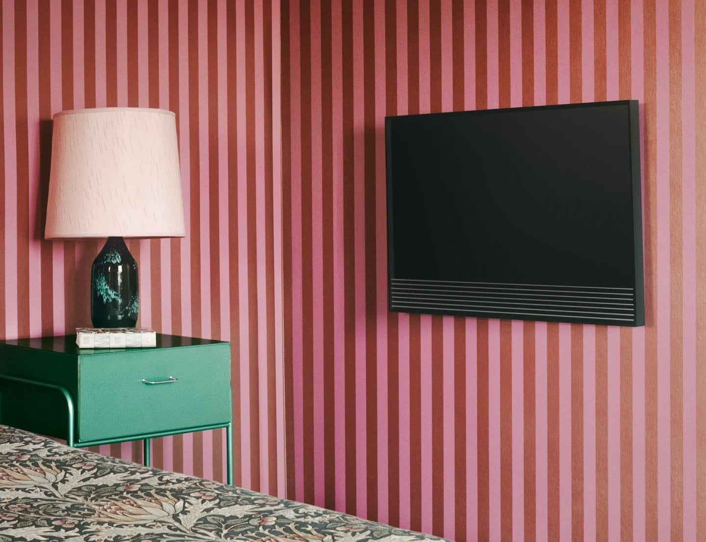 Bang & Olufsen Beovision Horizon Modern 4K UHD TV fits wherever you like