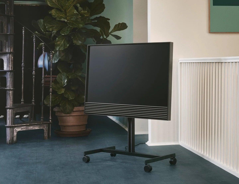Bang & Olufsen Beovision Horizon Modern 4K UHD TV fits wherever you like