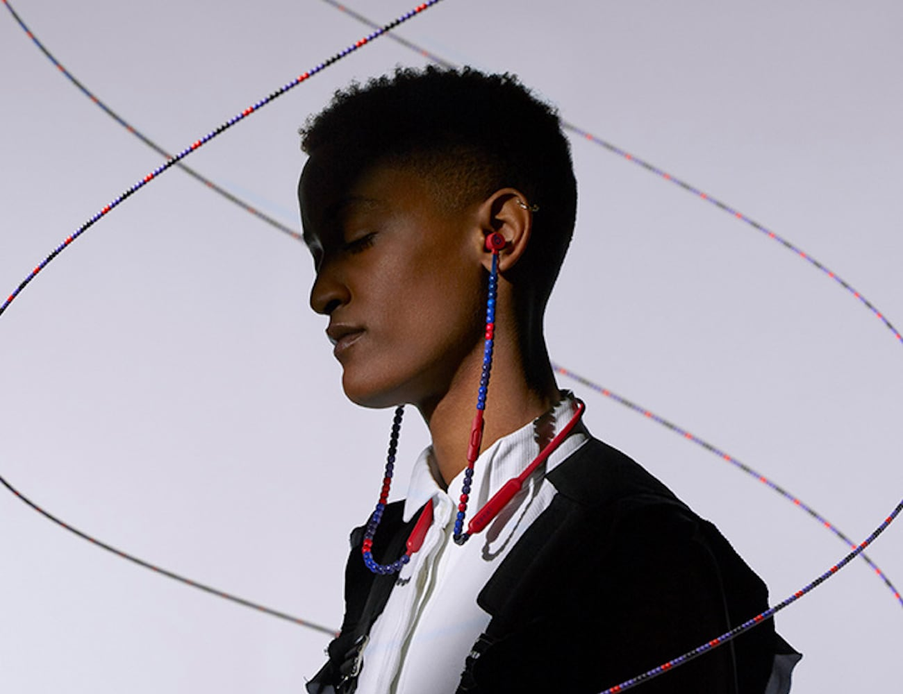 BeatsX sacai Special Edition Earphones let you customize your experience
