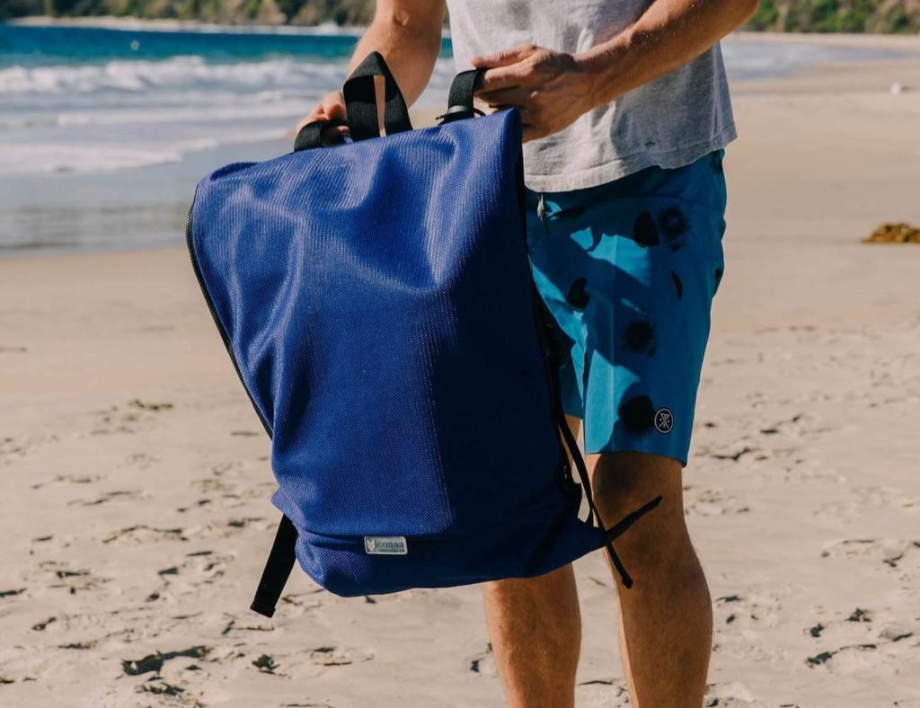CGear+Sand-Free+Switch+Transitional+Backpack+unfolds+into+a+mat