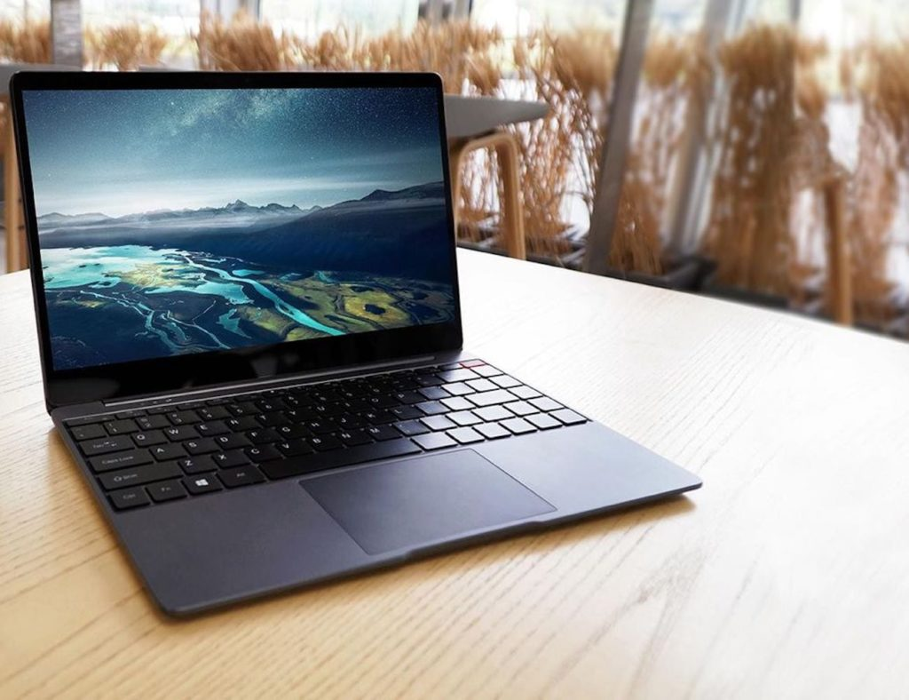 CHUWI+AeroBook+Bezel-Less+Widescreen+Laptop+has+an+80%25+screen+ratio