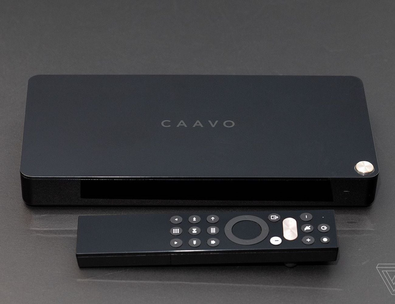Caavo Control Center Home Theater Hub offers universal control