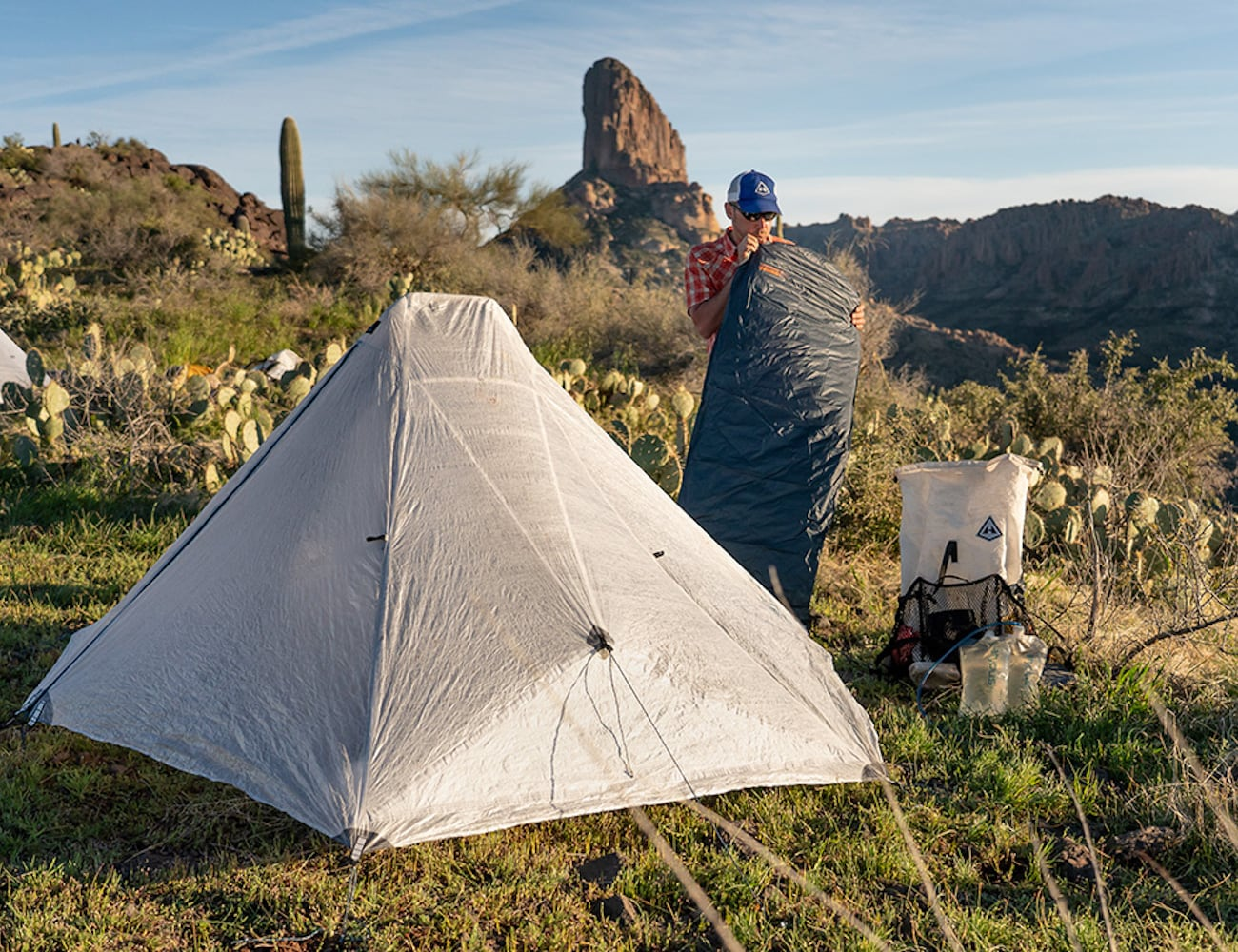 Dirigo 2 Ultralight Backpacking Tent offers the ultimate protection