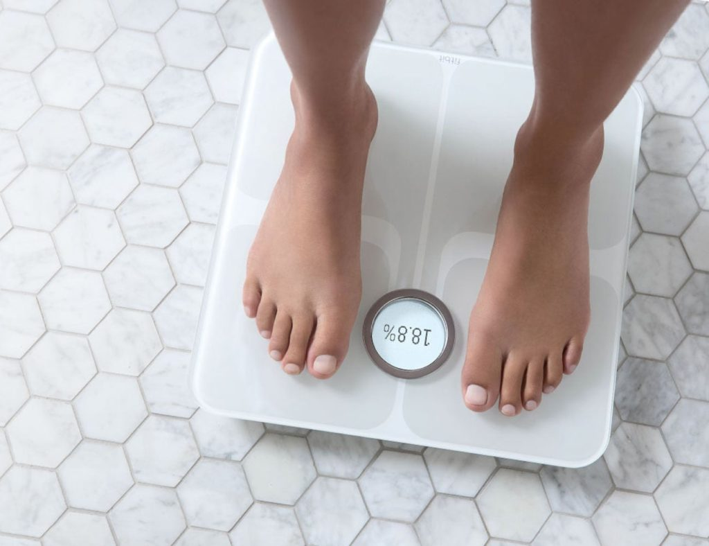 Fitbit+Aria+2+Wi-Fi+Smart+Scale+measure+more+than+just+your+weight