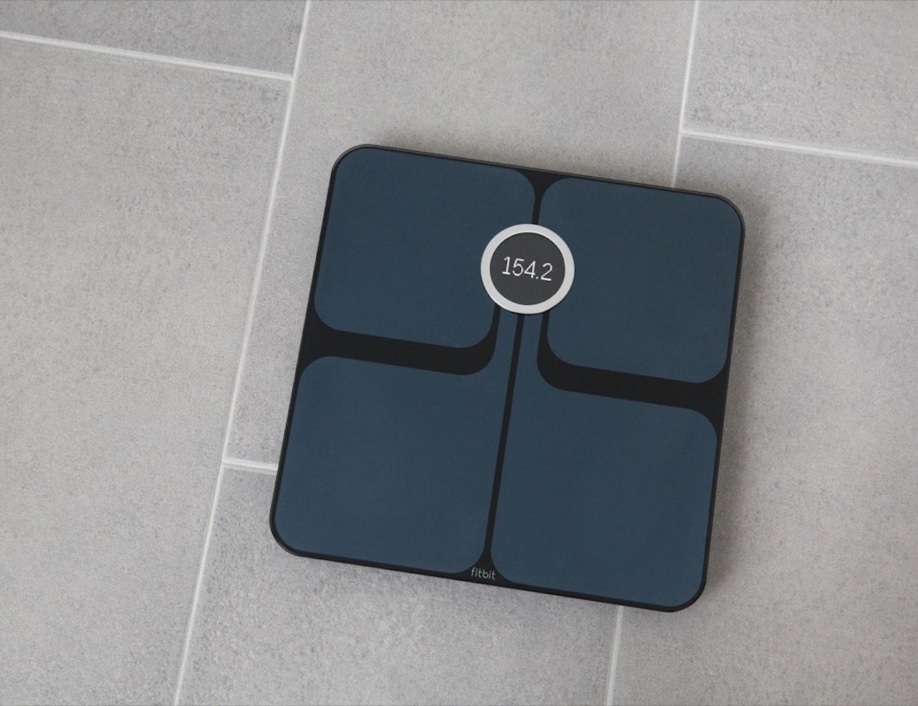 Fitbit Aria 2 Wi-Fi Smart Scale measure more than just your weight