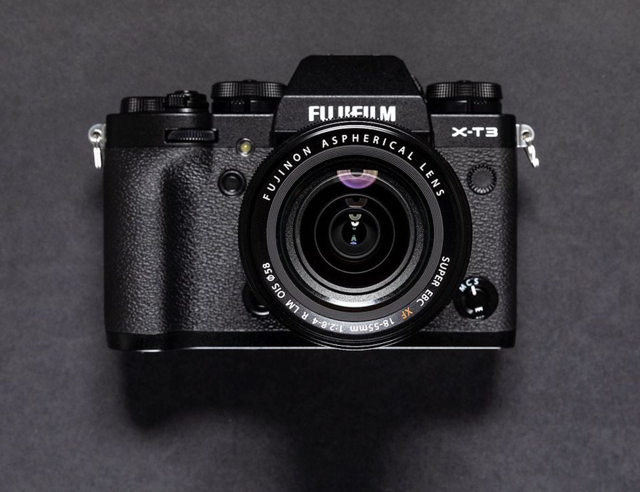 Fujifilm X-T3 APS-C Mirrorless Digital Camera is ideal for photography buffs