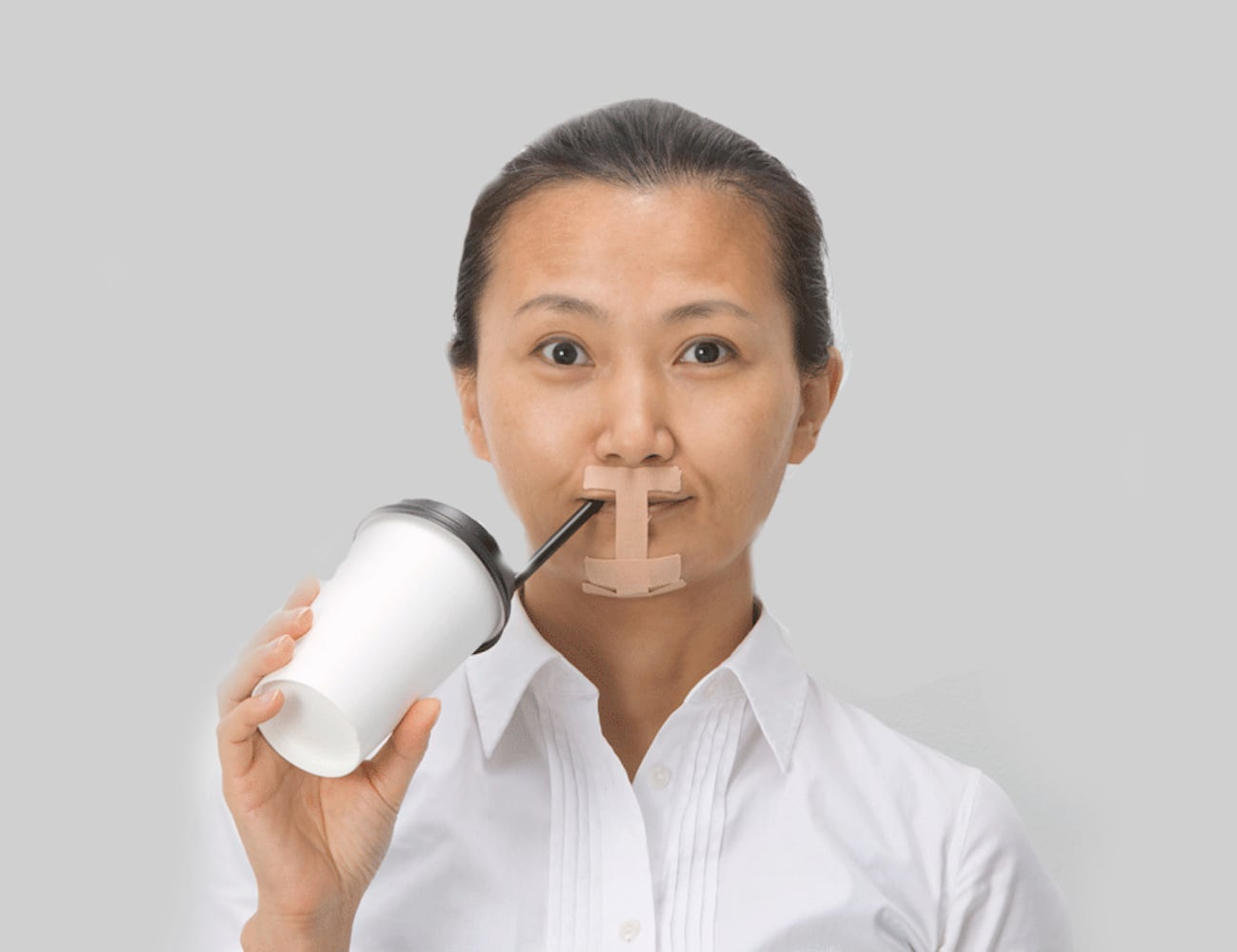 GODSUMM Nasal Breathing Strips prevent mouth breathing