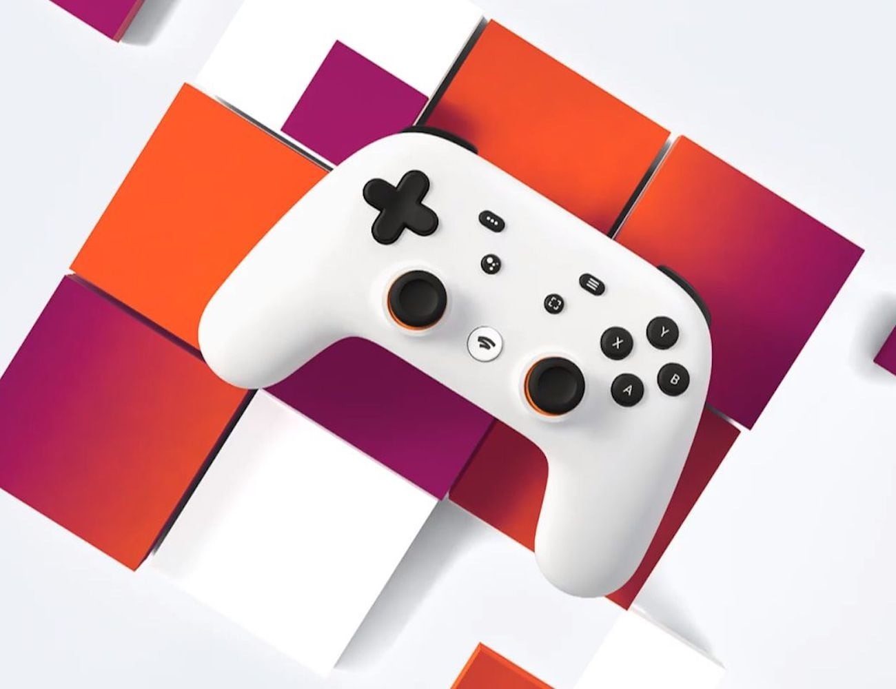 Google Stadia Game Controller puts you in charge of your streaming experience