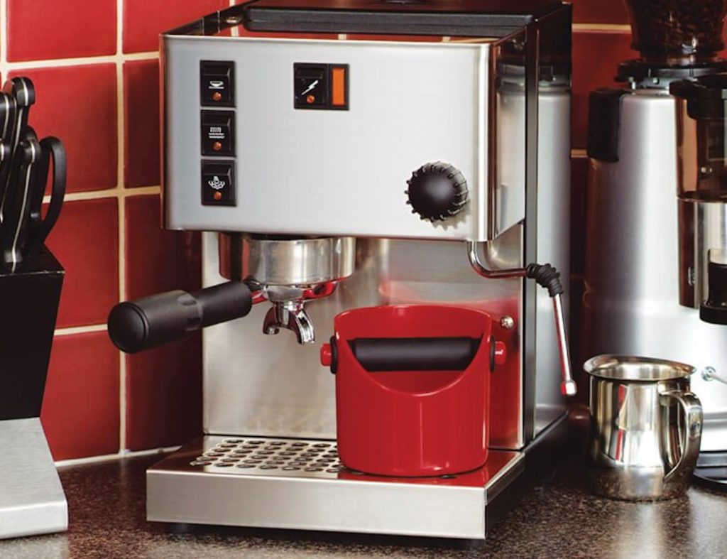 Grindenstein+Compact+Coffee+Knock+Box+knocks+your+coffee+grinds+out