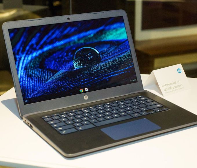 HP+Chromebook+14+AMD+Laptop+offers+super+fast+speeds