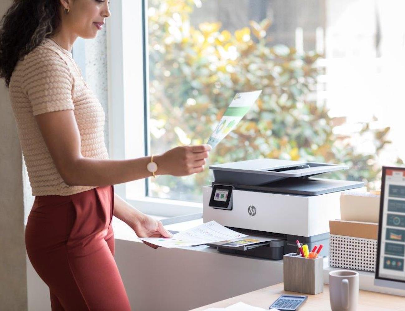 HP OfficeJet Smart Pro Printers make your workflow more effective