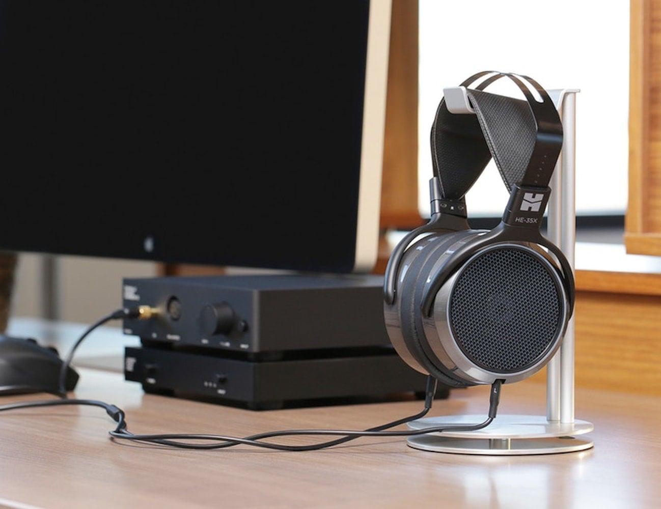 Massdrop x HIFIMAN HE-35X Open-Back Headphones deliver impressive sound