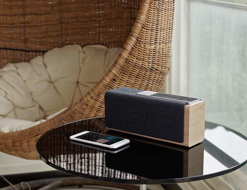Mediasonic+TEANA+SOUND+Wooden+Bluetooth+Speaker+makes+your+music+sound+better