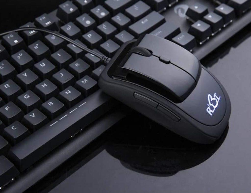 RBT+Rebel+Real+Ergonomic+Gaming+Mouse+reduces+risk+of+trigger+finger