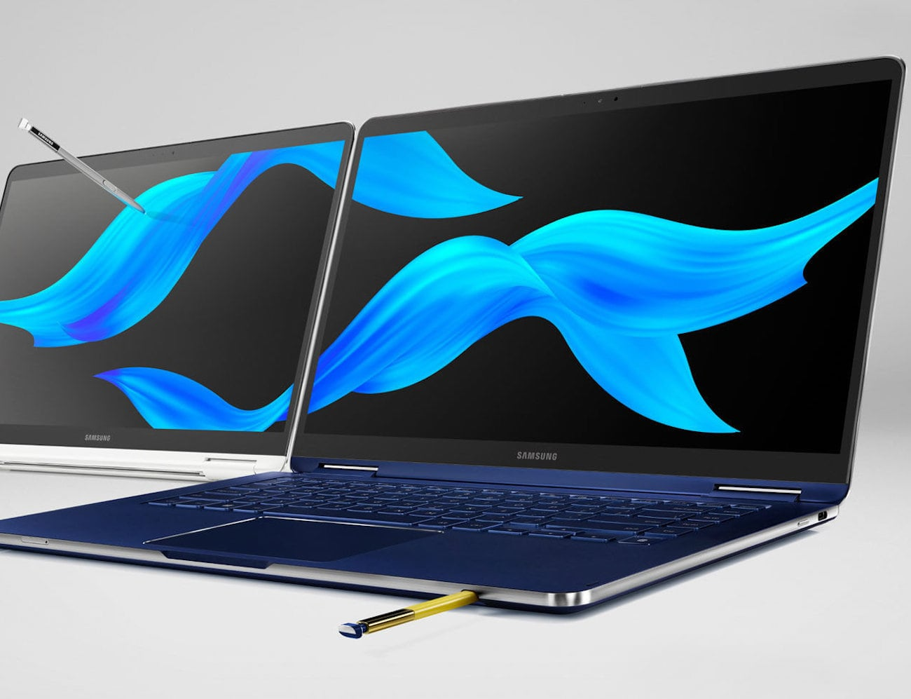 Samsung Notebook 9 Pen 13.3 Windows Laptop keeps up with your life on the go