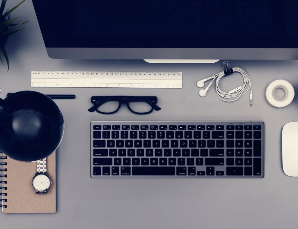 Satechi Aluminum Slim Wireless Keyboard