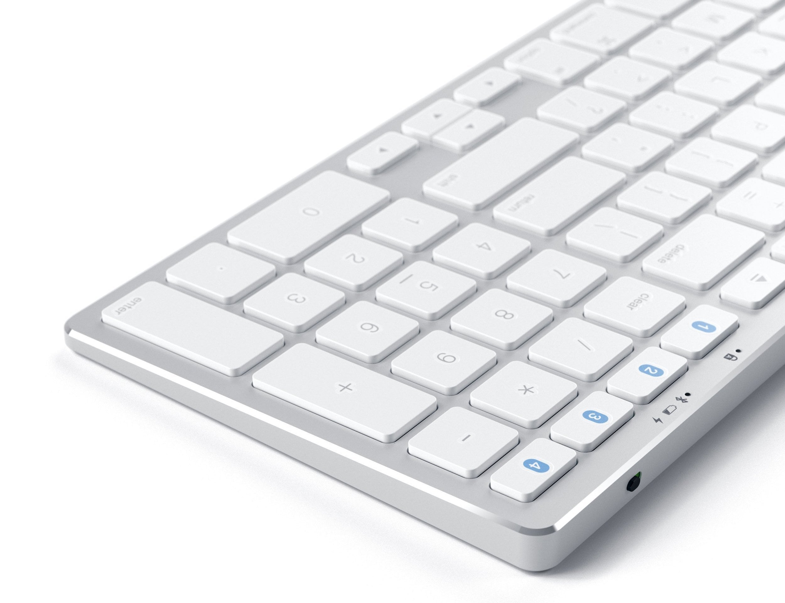 4504fdfcb32 With its sleek, streamlined design, the keyboard also complements your Mac  devices and other accessories.