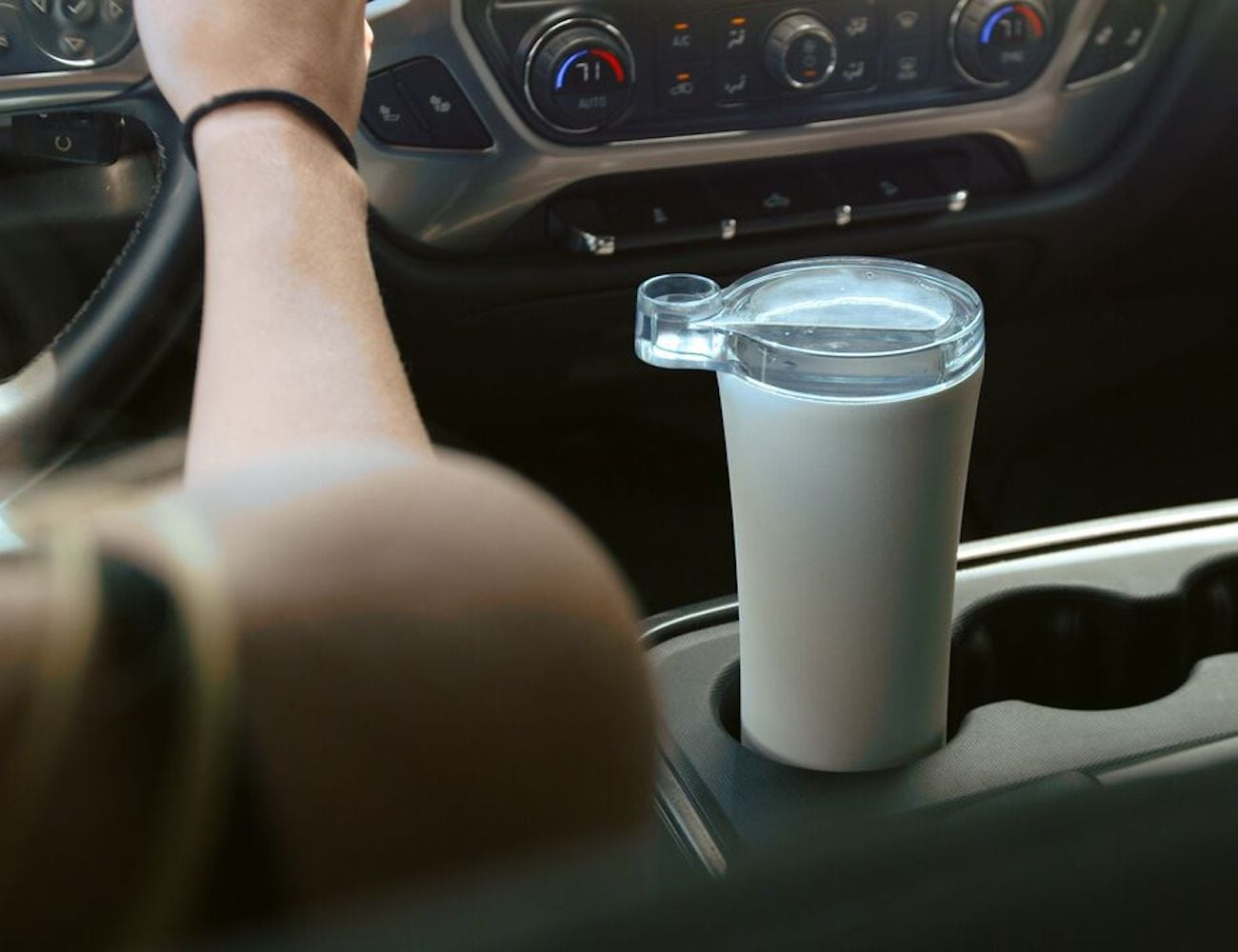 Sidesip Safe Travel Drink Container