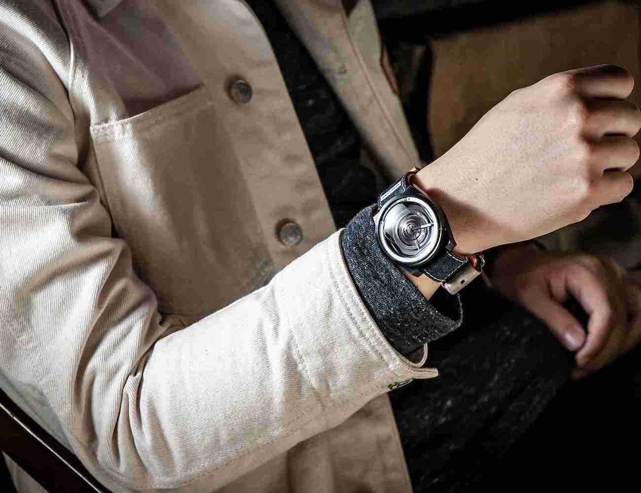 TACS Nato-Lens Lens Inspired Watches appeals to camera and watch lovers alike
