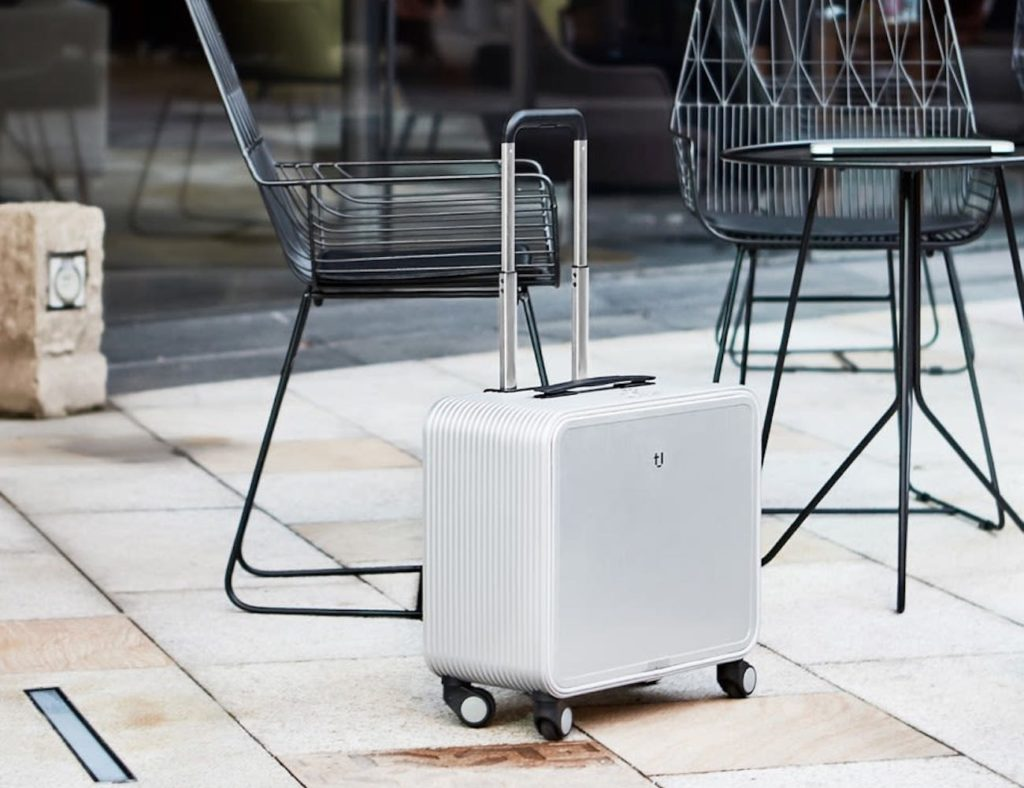 TUPLUS S2 Aluminum Compact Carry-On
