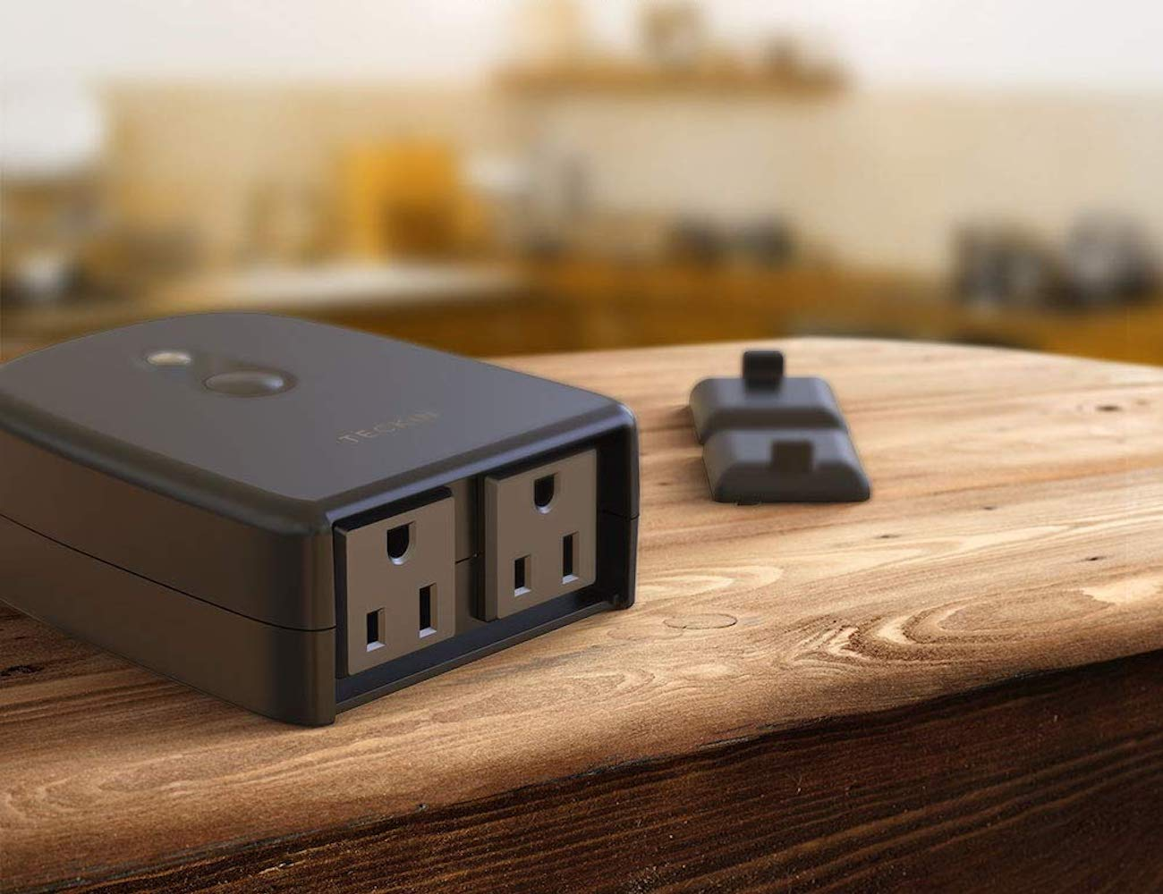 Teckin Outdoor Smart Plug takes your smart home outside