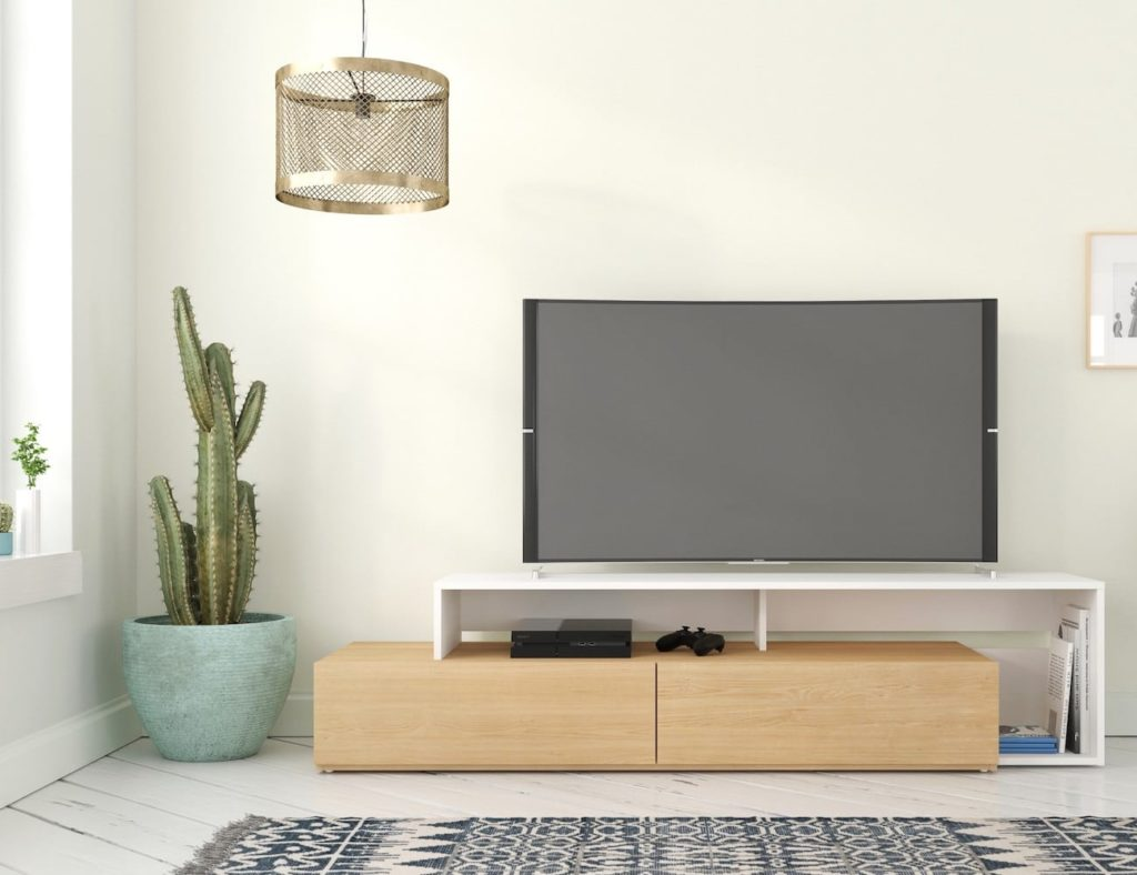 Tonik+Collection+72-Inch+TV+Stand+adds+a+minimalist+and+modern+touch+to+your+living+room