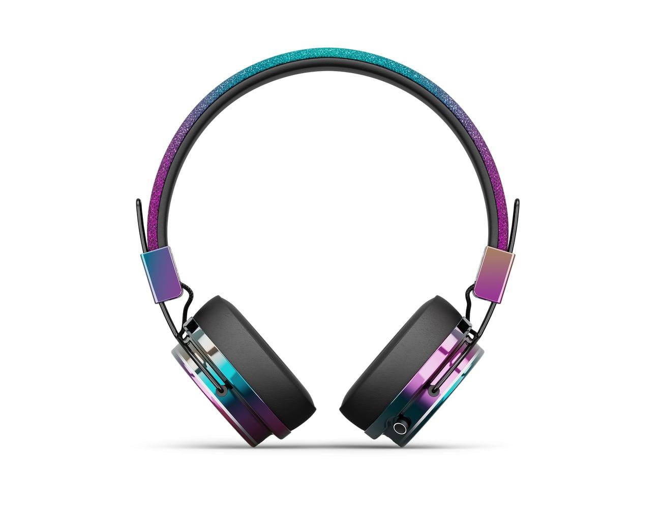a67467795c16f Urbanears Plattan 2 Bluetooth Tove Lo Edition Headphones have a rainbow  finish