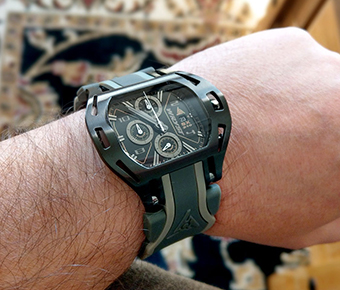 Wryst+Force+SX210+Watches+perfectly+pair+design+and+functionality