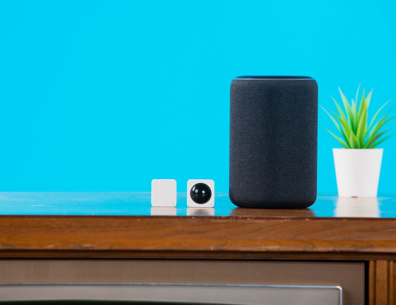 Wyze Sense Home Sensor System includes motion and contact sensors