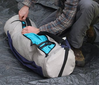 Z-roll+Air+Mattress+Bedroll+gives+you+total+comfort+anywhere