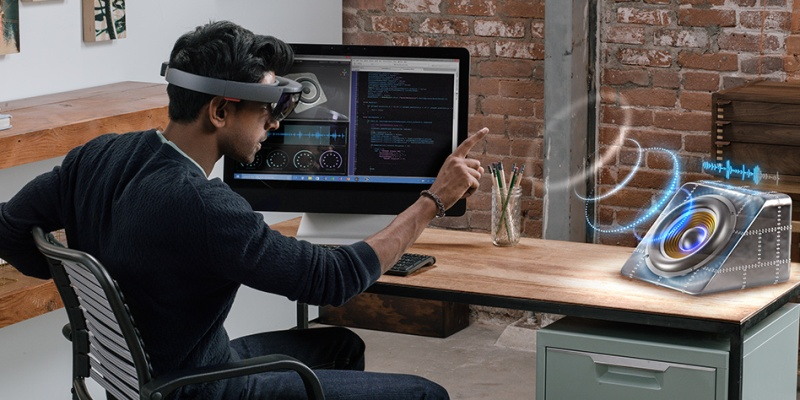 augmented reality - 8 Ways HoloLens 2 is changing the world