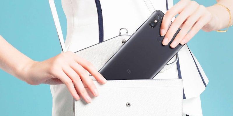 Xiaomi Mi Max 3 Full-Screen Display Smartphone