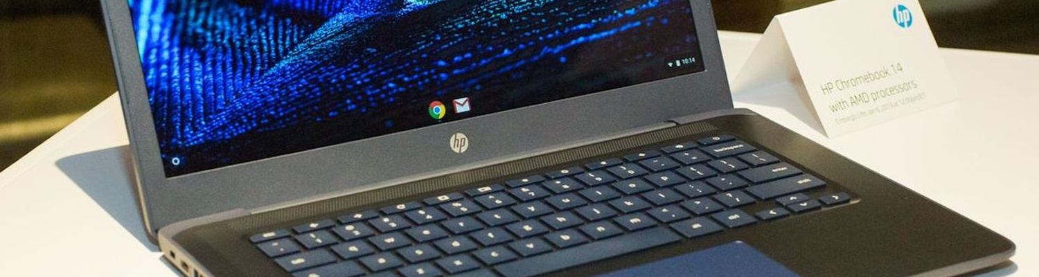 The new HP Chromebook 14 has a need for speed