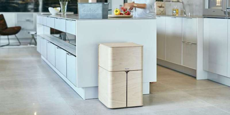 Paul Timmer Dwiss Elegant Recycling System