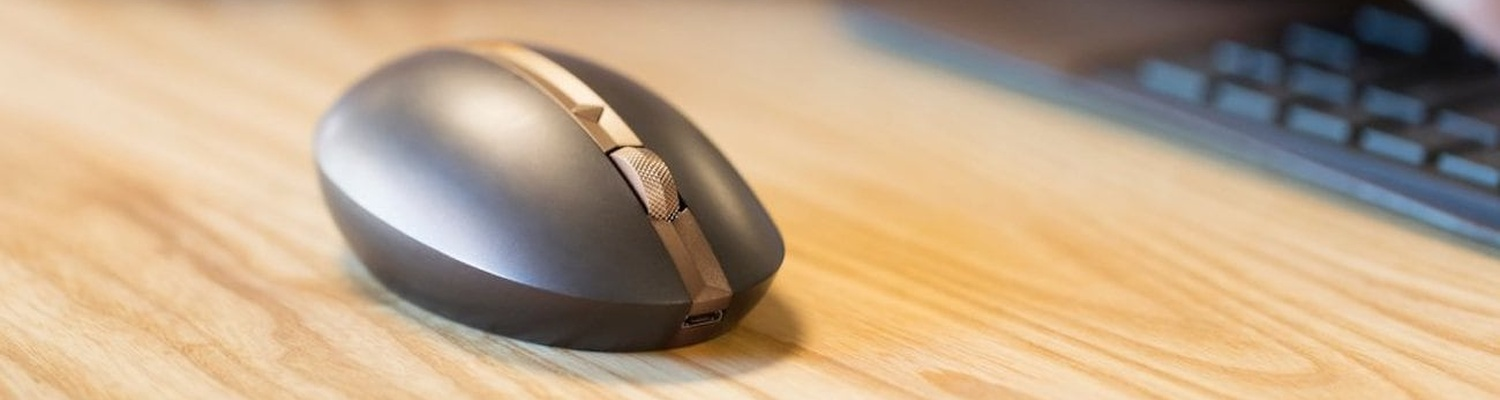 Want to be more productive? HP's Spectre 700 wireless mouse can help