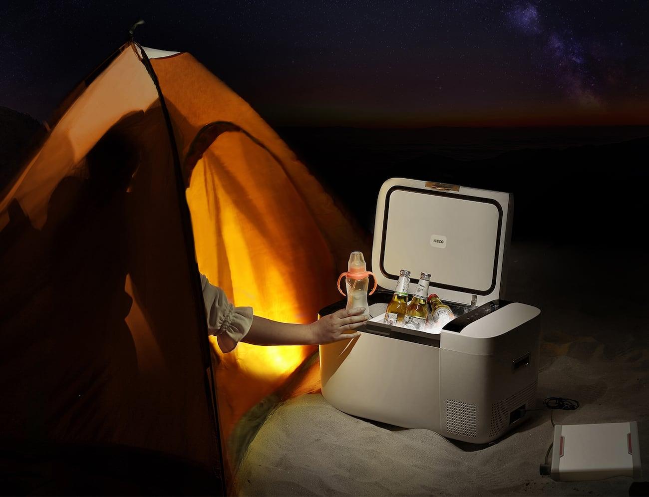 iFreezer Portable Smart Freezer