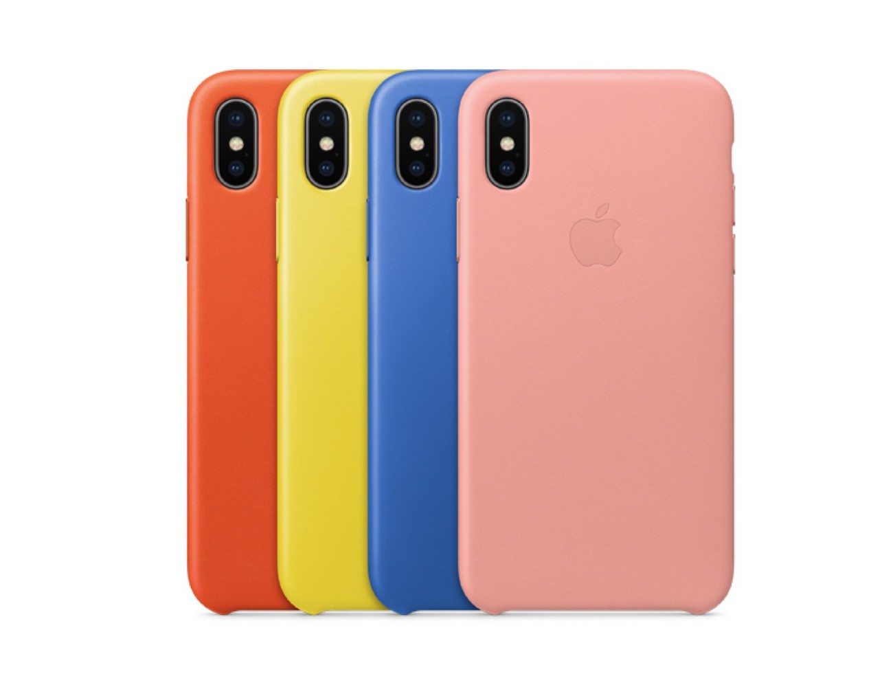 Apple Spring Color iPhone Cases add a bright spark to your EDC