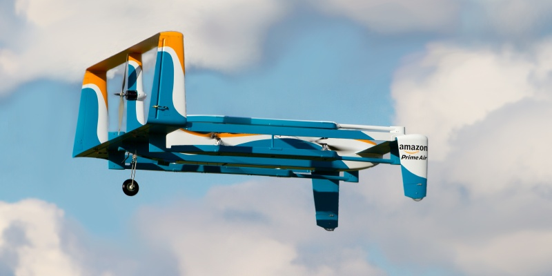 prime air - Are delivery drones ready for take off?
