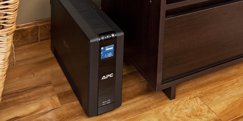 APC Back-UPS Pro Battery Backup - How to keep your smart home online when you lose power