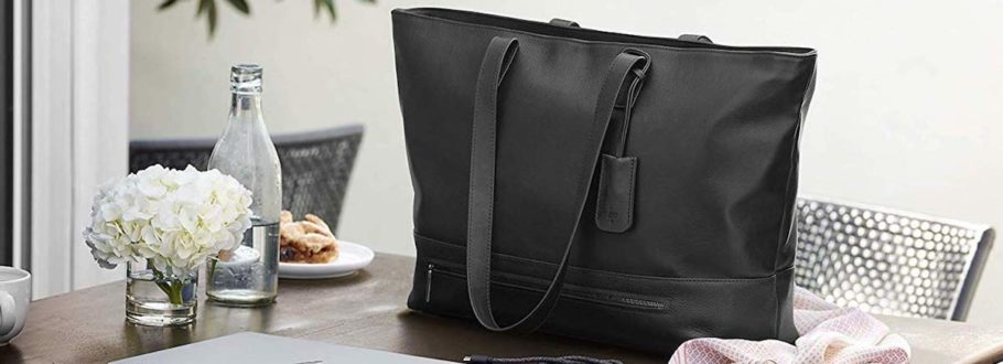 HP's Tech Tote is the most stylish way to carry your laptop