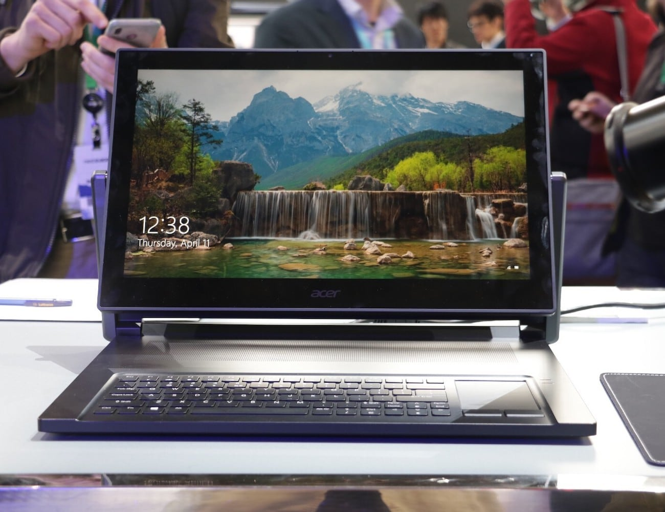 Acer ConceptD 9 Creator Laptop reimagines tools for creatives