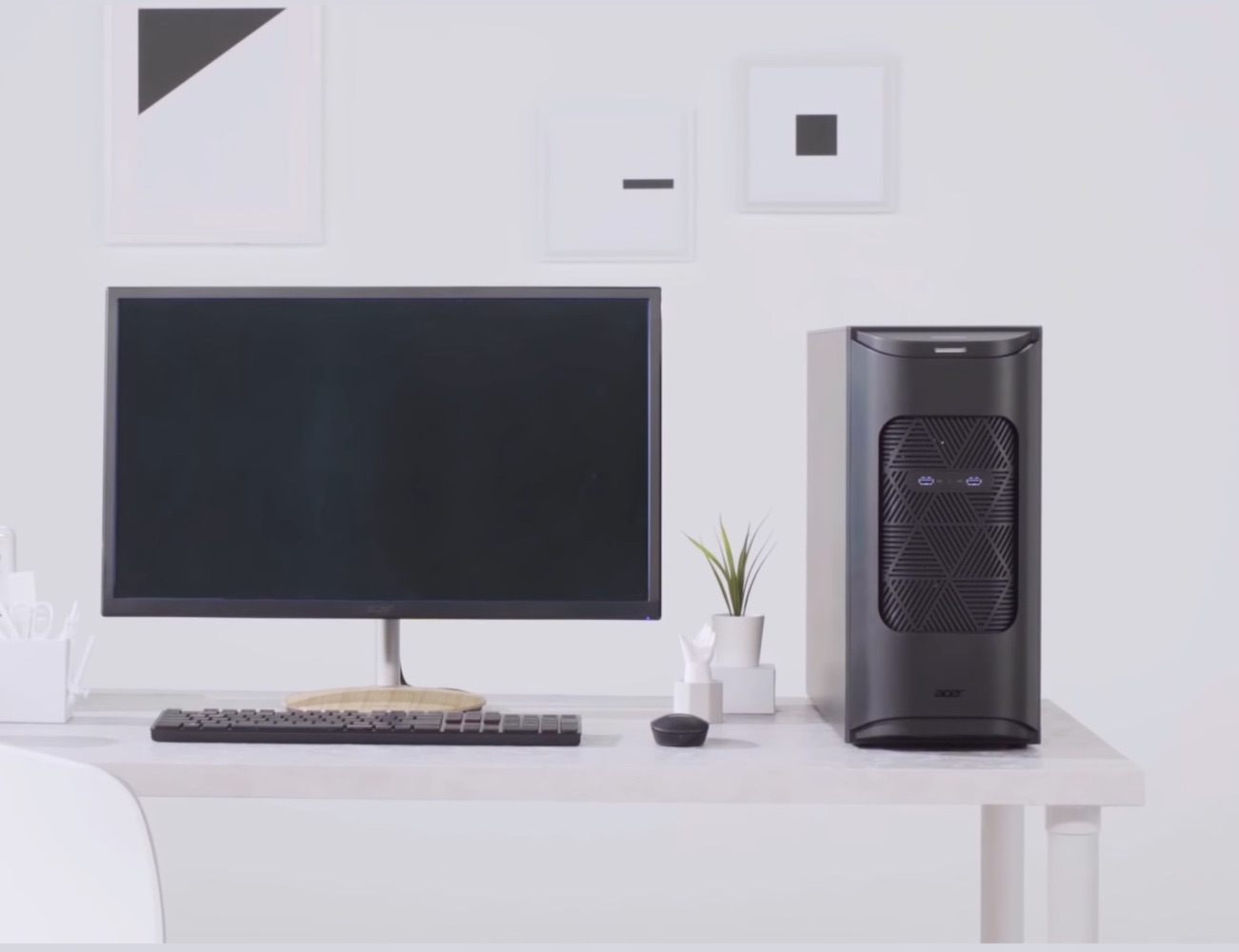 Acer ConceptD 900 Desktop Computer for Designers creates large projects with ease