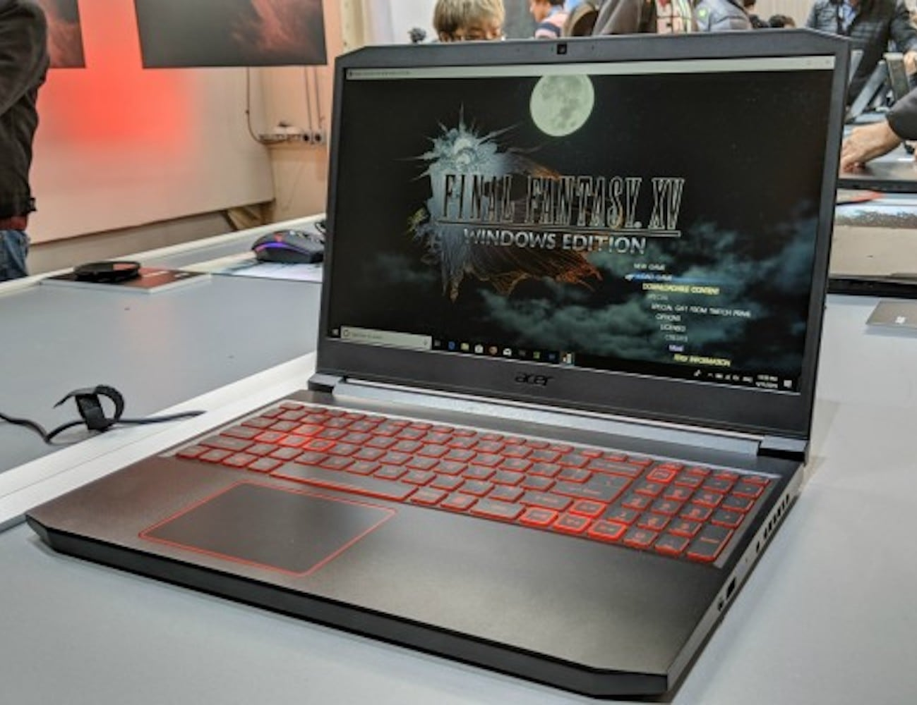 The Acer Nitro 7 Gaming Laptop is the laptop you can take anywhere